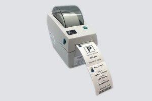 Zebra-Printer