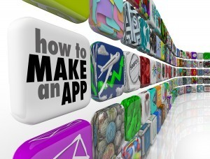 How to Make an App Software Tile Wall of Apps Icons