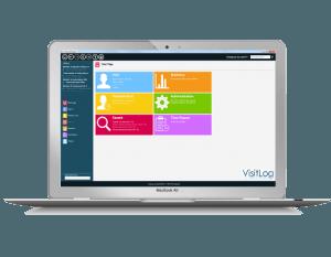 Visitlog-Besökssystem