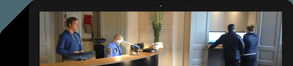 Visitlog-Besökssystem-Tablet