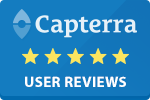 Capterra - Visitlog Review