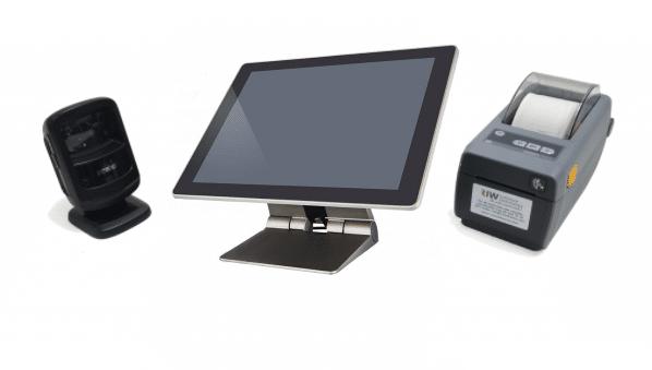 VisitLog Surface med printer o scanner