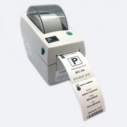 Visitlog-Badge-Printer