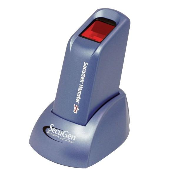 Biometric Fingerprint Scanning In Visitor Management System