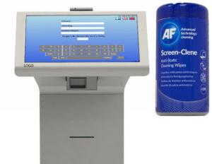 VL122 Screen clean